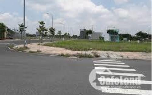 Cần bán gấp lô đất ở chợ GÒ ĐEN, SHR, thổ cư 100%, MT đường, giá 490tr