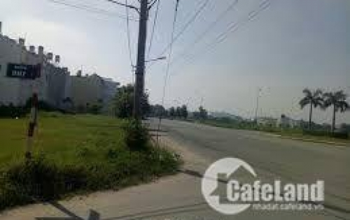 Đất thổ cư lô góc, đường Tỉnh Lộ 10, đối diện KCN Tân Đức, SHR, 650 triệu