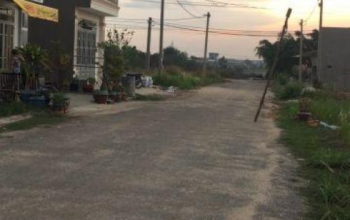 Cần bán lô đất chính chủ khu dân cư Tân Đô, huyện Đức Hòa, Tỉnh Long An, lh: 0987955527 (kiều)