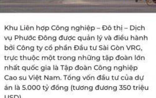 Mở bán blonk mới KDC Phước Đông 1, Gò dầu, Tây Ninh. Gía đầu tư 295tr sở hữu ngay sổ riêng 150m2. Liên hệ: 0333372034 để lấy giá tốt nhât.