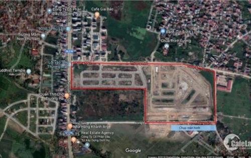 Cần bán gấp lô đất đấu giá Phú lương ,Hà Đông giá rẻ ,xây nhà ở ngay