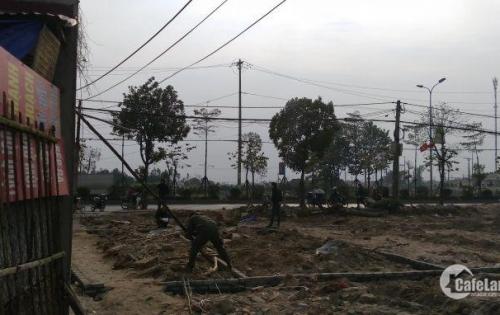 Bán đất dịnh vụ thị trấn Trạm Trôi sau Công an huyện Hoài Đức