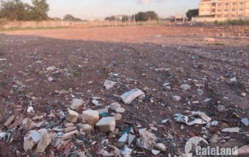 Cần bán đất gần chợ Vĩnh Lộc B – Bình Chánh