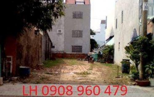 Tôi cần cần tiền bán gấp đất Trần Hải Phụng – Bình Chánh, SHR, LH 0908 960 479
