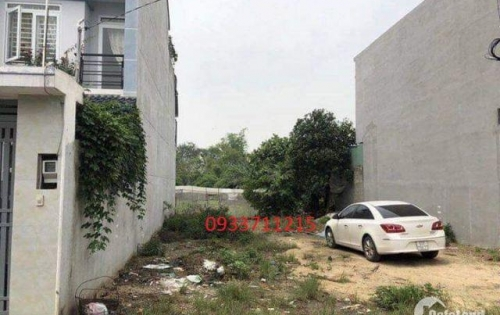 Cần bán gấp lô đất 300m2, MT Trịnh Quang Nghị, Bình Chánh, SHR, giá 1.8 tỷ