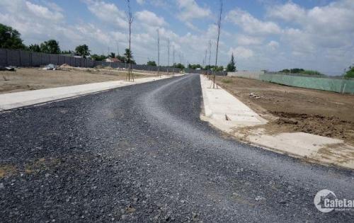 Đất Huyện Bình Chánh 120m2 Đường quốc lộ 1A