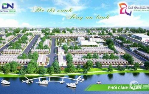 Mở bán siêu dự án Khu Đô Thị Du Lịch Sinh Thái Đất Nam Luxury giai đoạn đầu tư F1 giá rẻ nhất