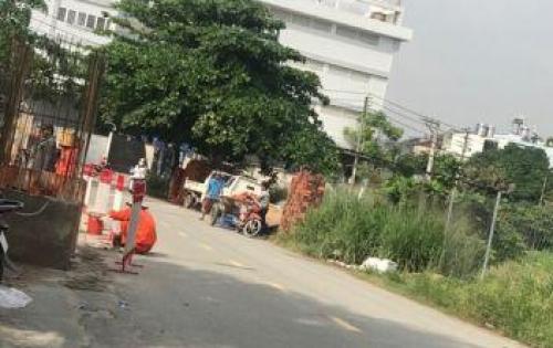 Bán đất chính chủ, sổ hồng riêng,  đất nằm ngay mặt tiền đường THỚI HÒA
