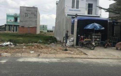 bán đất 5x16 xã phạm văn hai huyện bình chánh, KDC đông đúc, SHR