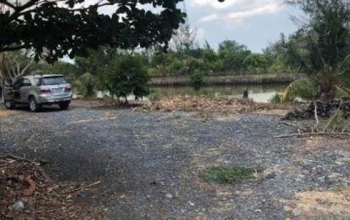Bán 8500m2 đất tại xã Lý Nhơn, có nhà yến, đang có thu nhập, có vườn cây ăn trái, ao cá, giá 15 tỷ