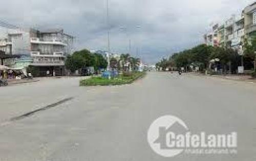 Bán đất mặt tiền Xuyên Á, gần bệnh viện đa khoa Xuyên Á, Củ Chi, sổ hồng riêng, xây dựng tự do, giá 650tr.