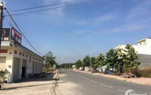 Cần tiền bán gấp lô đất 2 mặt tiền đường Hồ Văn Tắng, Củ chi