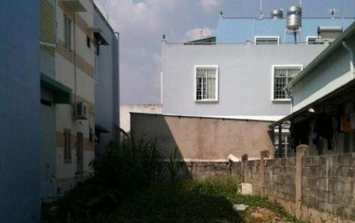 Bán gấp lô đất mặt tiền đường Hương lộ 2 5x18m sổ hồng.