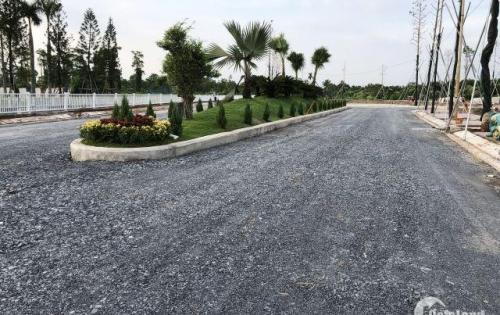 Mở bán 100 lô đất mặt tiền Võ Văn Bích, chỉ 1,2 tỷ/ nền 120m2 , sổ đỏ riêng hạ tầng hoàn thiện