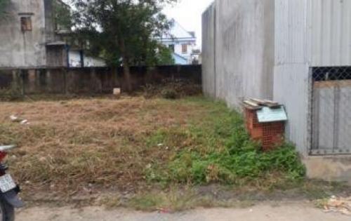 Cần bán lô đất mặt tiền đường Hương Lộ 2 5x18m sổ hồng riêng.