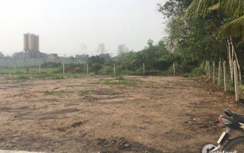 Đất thổ cư sổ đỏ mặt tiền Tỉnh lộ 8 - 165m2 SHR - đối diện KCN Đông Nam
