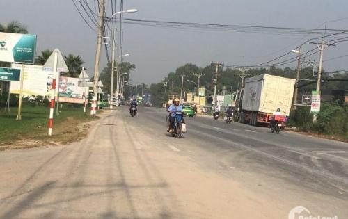 Đất chính chủ mặt tiền đường Tỉnh lộ 8 - 165m2 SHR - KDC đông đúc