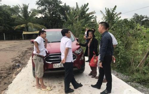 Bán đất vùng ven Tây Bắc Sài Gòn