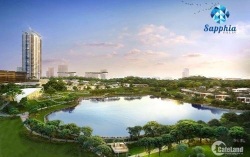 Sapphia Villas-Đất nền phố thương mại KDC 5000 dân