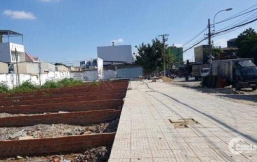 Bán đất ngay chợ Xuân Thới Thượng , Hóc Môn, 650tr,85m2,SHR