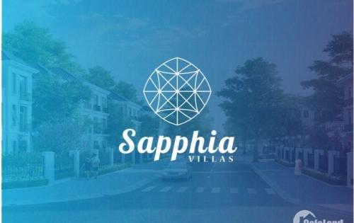 Đất nền Sapphia Villas, hòn ngọc giữa lòng thành phố