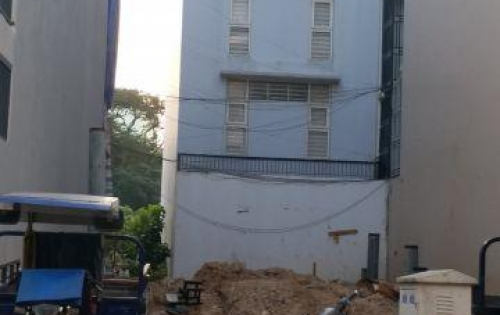 Bán lô đất ngay 120m2 đường Lê Văn Lương, Nhà Bè SHR giá 1,5 tỷ