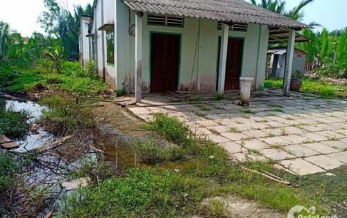 Tôi bán đất thổ cư hẻm 2009 đường Lê Văn Lương_Nhà Bè DT:1205m2 để lại giá rẻ