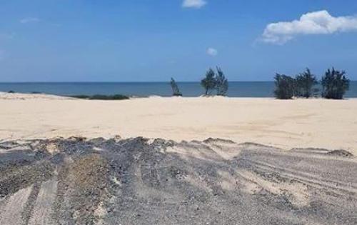 Chỉ 580 triệu sở hữu ngay đất ven biển MT Hùng Vương diện tich 1000m2