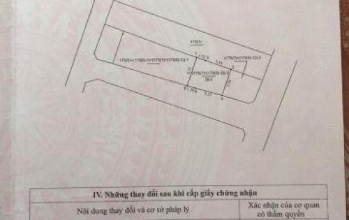 Chưa đến 1.5 tỷ có ngay lô đất ô tô vào tại khu TĐC Thạch Bàn-Long Biên.DT 38m2, đường 7m.