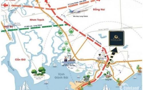 Mua đất vàng giá rẻ nhận ngay 2 chỉ vàng và ck 5% gần TT Hành chính , Biển Vũng tàu , Biển Long Hải , Hồ Tràm
