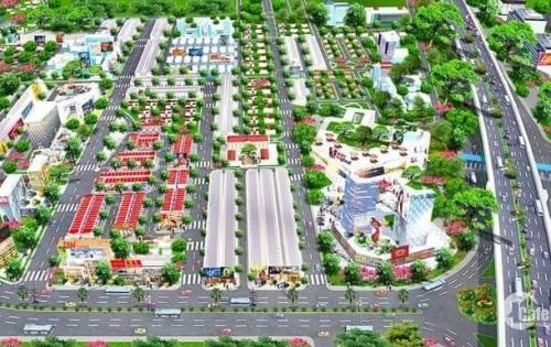 Đất nền MT QL51 trung tâm thị trấn Long Thành, sổ hồng riêng, xây dựng tự do, chiết khấu 2%/nền