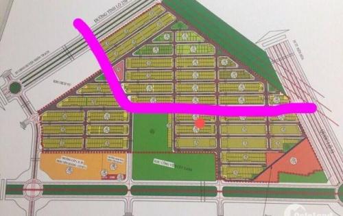 Cần bán gấp 1 lô 92,5m2 dự án KDC An Thuận - Victoria City sang tên ngay hướng đông nam