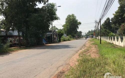 Bán 3 lô đất đường Bàu Cạn, Long Thành, gần cổng số 3 sân bay, 500m2, giá 3,2tr/m2