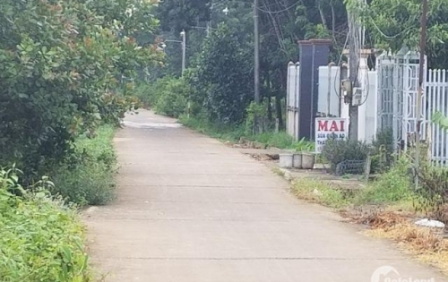 Bán đất huyện Long Thành, Đồng Nai. Cách đường Bàu Cạn vào cổng số 3 sân bay Long Thành 100m.