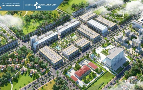 Sunfloria City-Đất vàng trung tâm thị trấn Mộ Đức-Quảng Ngãi, giá cực hấp dẫn cho những nhà đầu tư