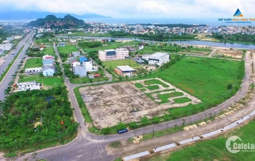 Bán đất nền dự án khu Phú Mỹ An, gần sông Cổ Cò, trường quốc tế Singapore