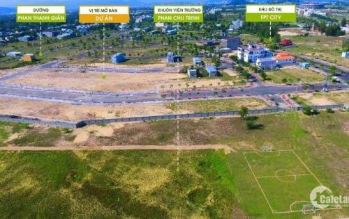 Cơ hội đầu tư siêu lợi nhuận cuối năm đất nền dự án cạnh khu đô thị FPT Đà Nẵng