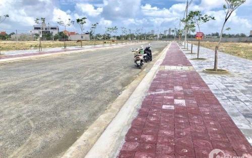 Cần tiền bán  nhanh lô đất ngay cạnh trường đại học Phan châu Trinh, KĐT làng đại học