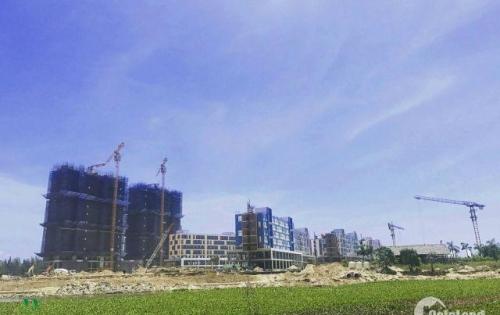 Cần tiền bán nhanh lô đất liền kề KĐT FPT, đối diện Cocobay, Đất Quảng Riverside