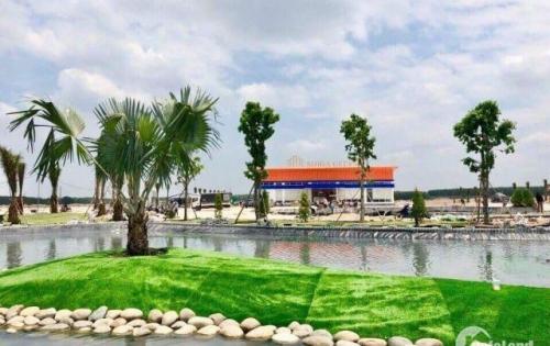 Bán đất trung tâm huyện Nhơn Trạch, xã Phú Hội, chiết khấu 10% tổng giá trị sản phẩm.