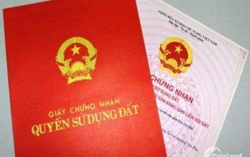 Tôi chính chủ có lô đất gần TTHC huyện Nhơn Trạch, cách bệnh viện 200m sát khu biệt thự CA huyện. Dt 100m2, tc toàn bộ, SHR.