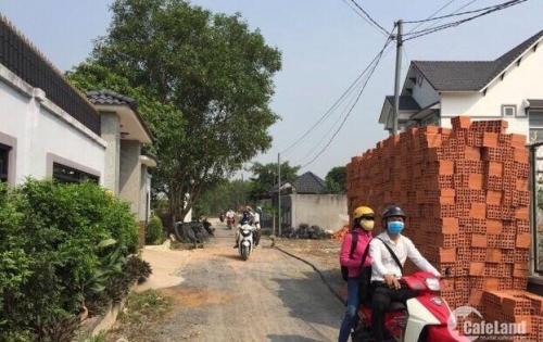 Bán nhanh 100m2 đất thổ cư, sổ hồng riêng gần bưu điện Nhơn Trạch. Gía chỉ 650tr. Lh: 0932655180