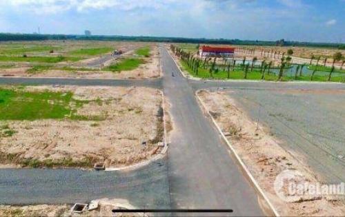 Bán đất dự án Đợt 1. mặt tiền Đường Tôn Đức Thắng ,Giá 18tr/m2 ,SHR