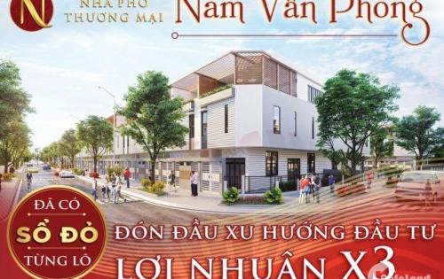 Đất nền đặc khu NAM VÂN PHONG- đón đầu xu hướng đầu tư 2019