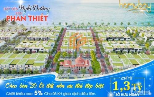 HAMUBAY - Cơ hội Vàng nơi Thành phố biển – Tận hưởng không gian sống đẳng cấp ven biển