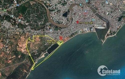 Đất mặt tiền biển Hamubay Phan Thiết chưa bao giờ SỐT đến thế. LH ngay 0898456368