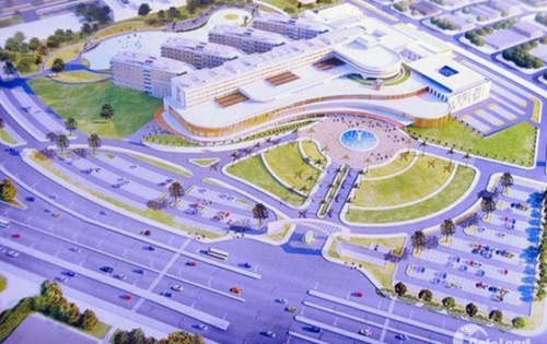 Bán đất khu cán bộ bệnh viện Việt Đức cơ sở 2 tại Hà Nam