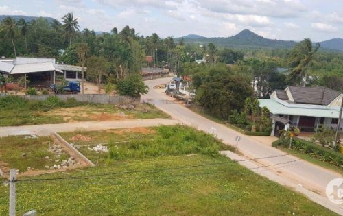 Bán đất nền tại trung tâm Dương Đông Phú Quốc. 18 triệu/m2