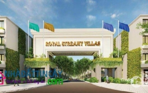 Royal Streamy Villas ở Phú Quốc