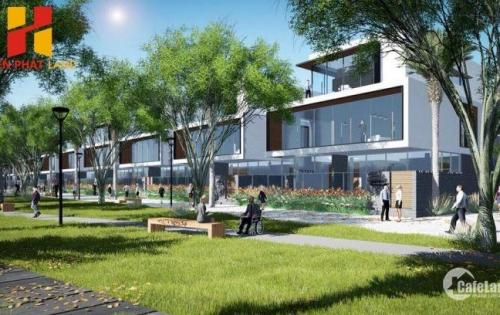 Bán Đất Nền Biệt Thự Mặt Tiền View Công Viên Giá Chỉ 7,9 triệu/m2
